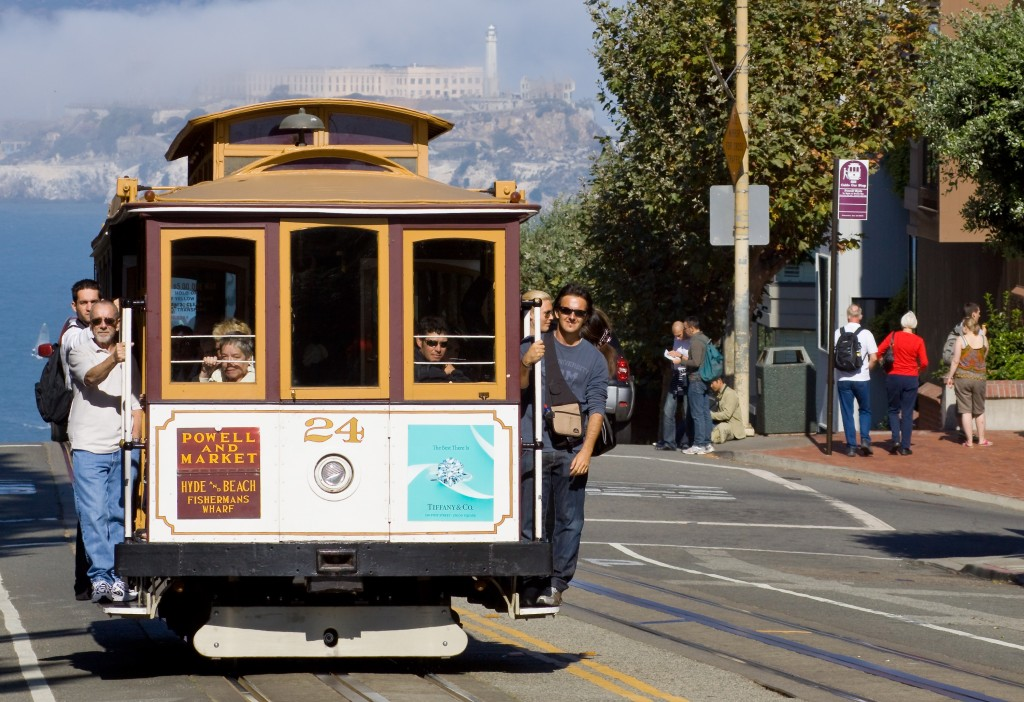 San francisco cable car tour - san francisco vacation rentals - byowner