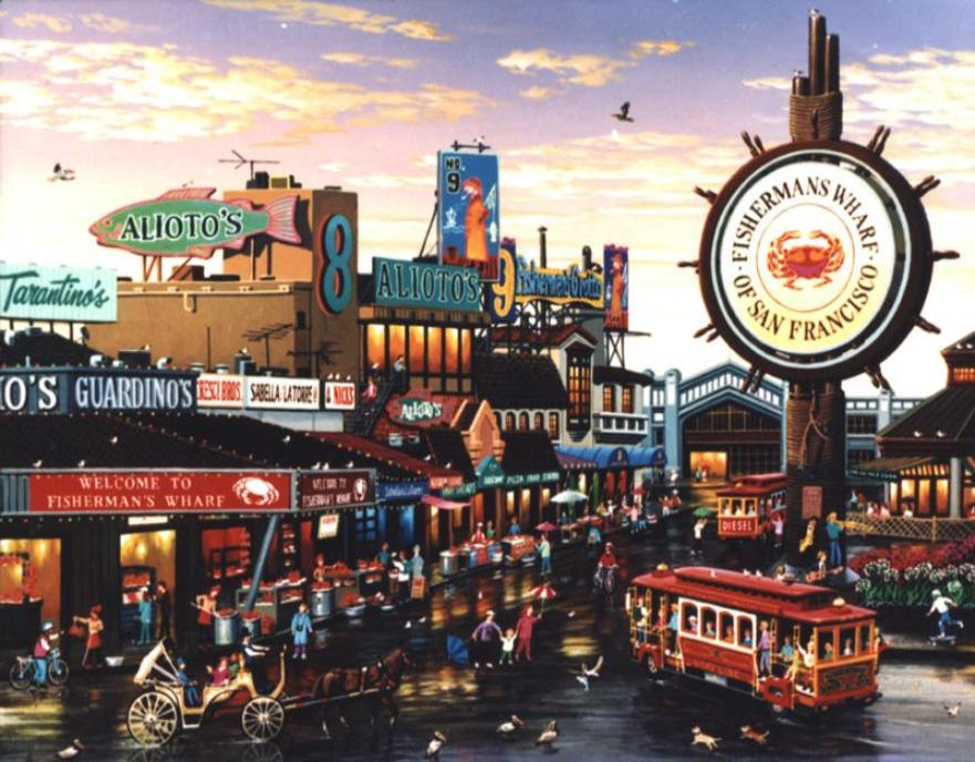 things to do at fishermans wharf - san francisco vacation rentals - byowner